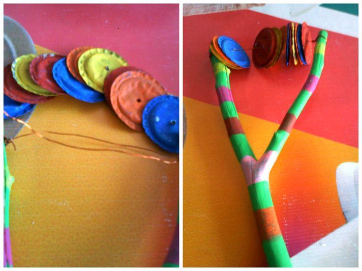 instruments material reciclat 3