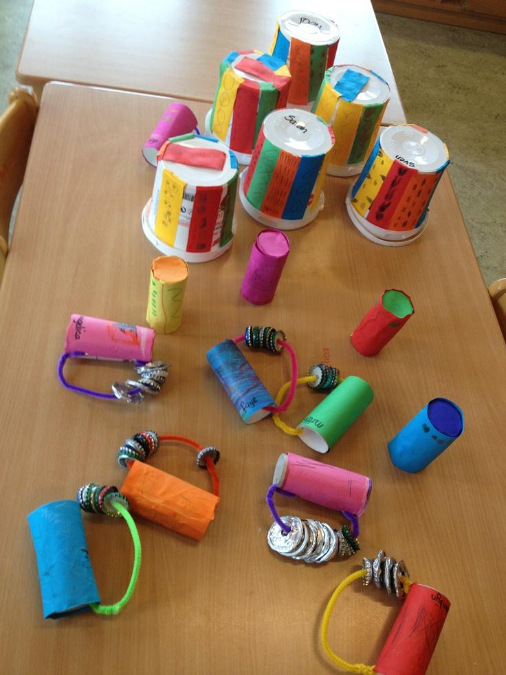 instruments material reciclat 4